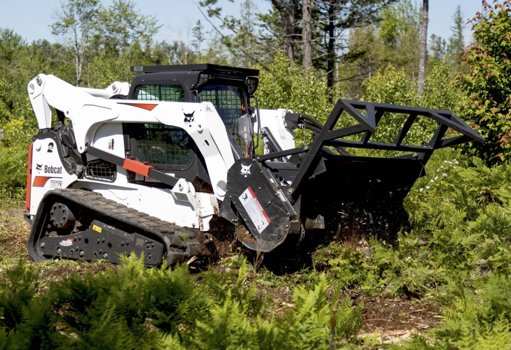 Bobcat 70 inch forestry cutter image 1 1024x703