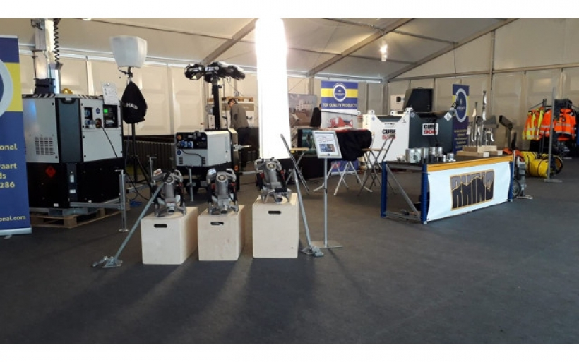 EuroGate International na Röder HTS Höcker Tent Expo