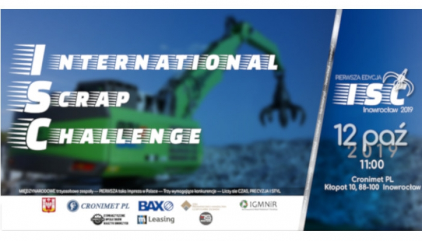 I International Scrap Challenge Inowrocław 2019